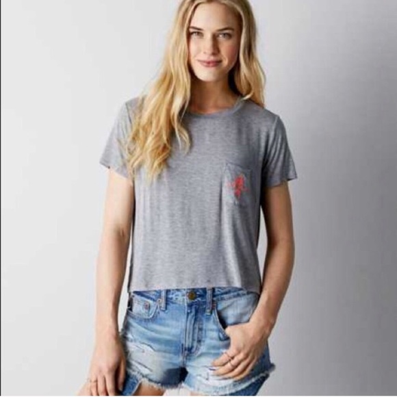 b622b331 American Eagle Outfitters Tops   American Eagle Soft And Sexy Hug Me ...